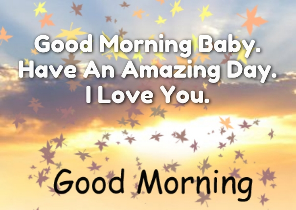 Good Morning I Love you Quotes for Her with Images - Hug2Love