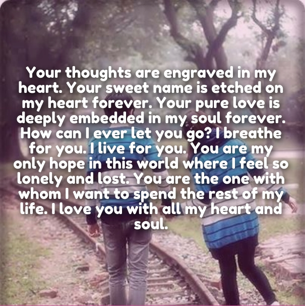 True Love Quotes for Her from the Heart with Images - Hug2Love