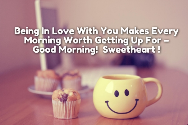 Good Morning Baby Quote : Good morning i love you baby quotes