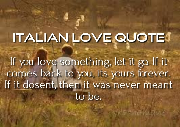 Italian Love Quotes Cool 48 Best Italian Love Quotes Poems And Phrases Hug48Love