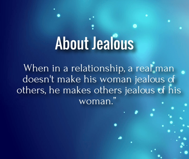 Jealous Love Quotes for Him and Her - Hug2Love