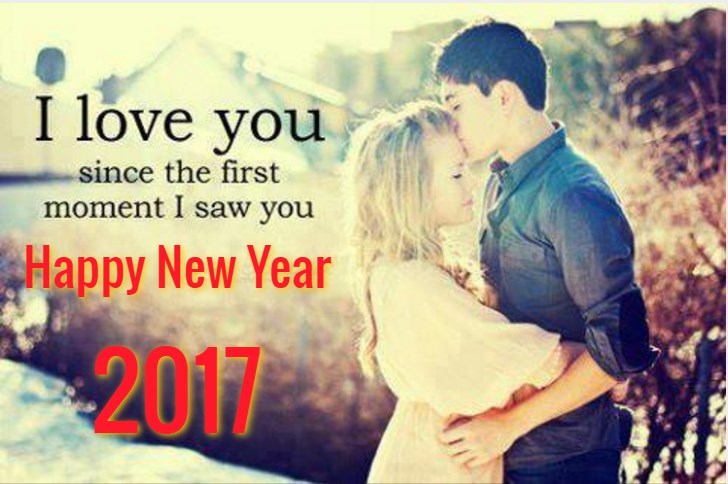 Quotes About Love 2017 : Happy New Year 2017 Love Quotes and Sayings Images - Hug2Love