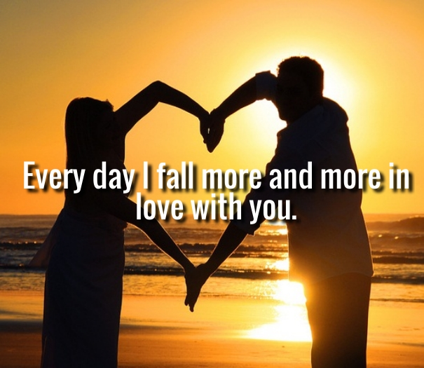 Very Sweet Love Quotes For Your Girlfriend : Romantic things to do for your Boyfriend