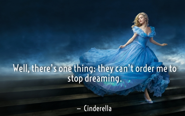 cinderella love quotes disney