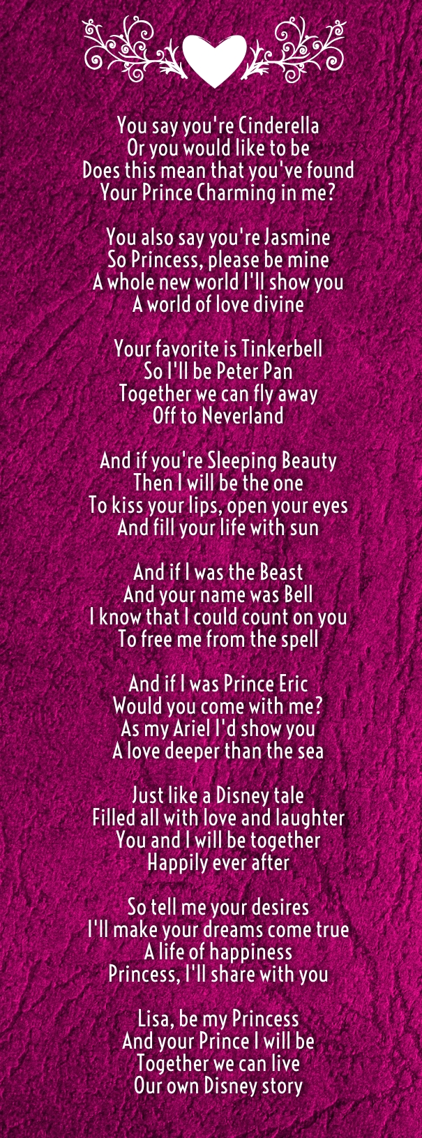 cinderella poem Each poem is a parody of a traditional folk tale he provides a re-interpretation and surprise ending instead of the traditional happily-ever-after ending this poem shows a different side of the cinderella story that everyone knows.
