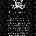 Cute Halloween 2017 Love Poems with Images