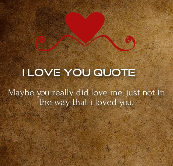 A Simple I Love You Quotes : Simple I Love You Quotes that are Cute and Short with Pictures ...