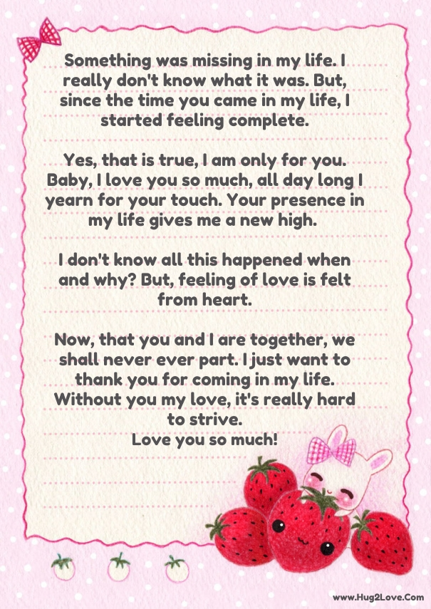Love Letter For Her  WowcircleTk