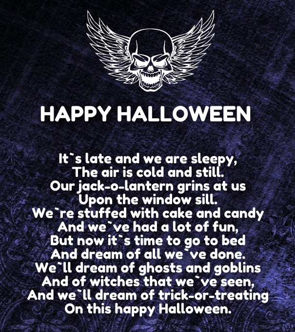 Happy Halloween Quotes Wishes And Poems 2016 Hug2love