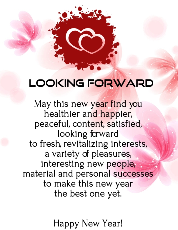 Happy New Year 2018 Love Poems With Images