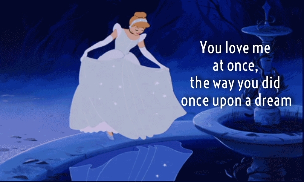 Cinderella Love Quotes Inspiration Top 48 Disney Love Quotes for Her Hug48Love