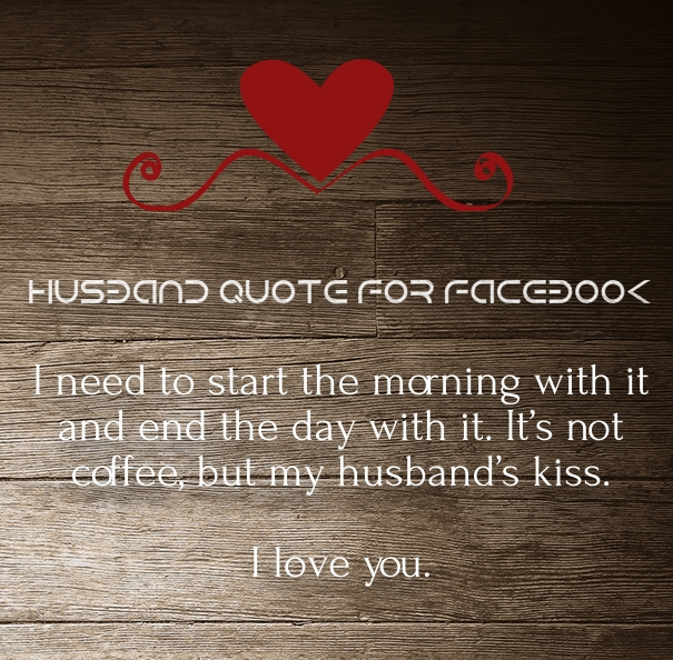 i love my husband quotes for facebook with images hug2love