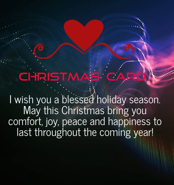 Merry Christmas & Happy New Year 2017 Cards Images - Hug2Love