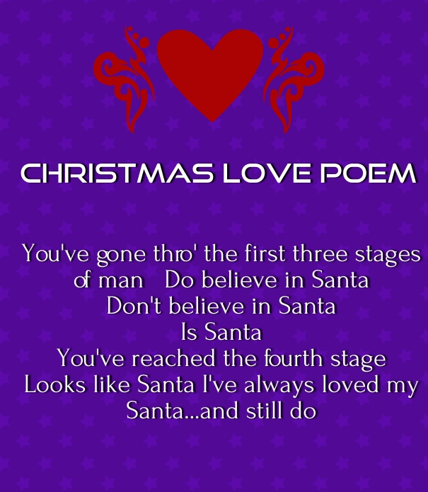 Xmas Love Quotes For Him : Merry Christmas 2016 Love Poems for Him and Her - Hug2Love