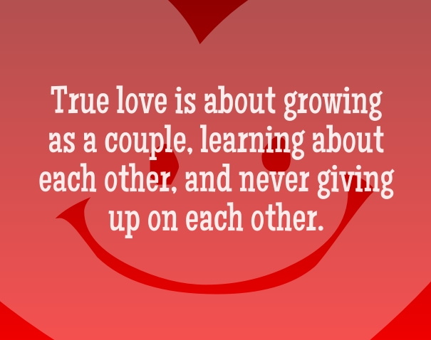 Love Quotes For Him Never Give Up : Quotes about never giving up on love for Boyfriend / Him