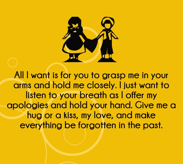 Images of Forgive Me My Love Quotes - industrious info