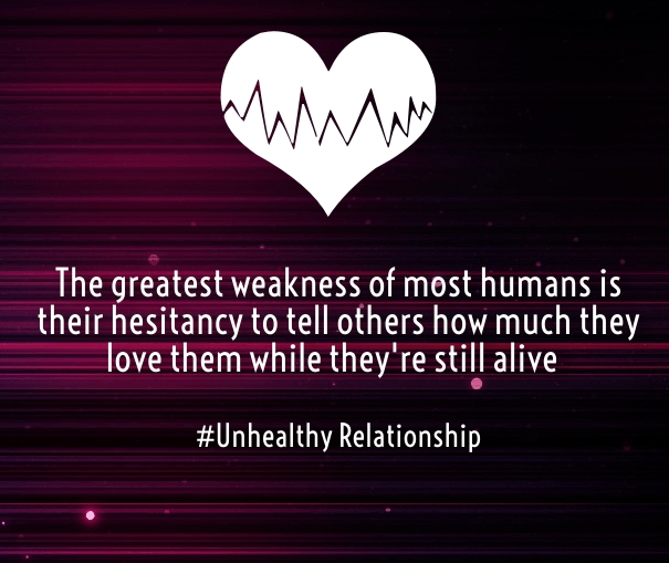 quotes about unhealthy relationships