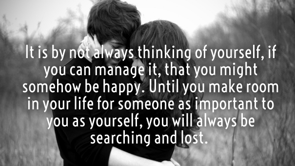 Love Quotes For Him Thinking Of You : Thinking Of You Love Quotes For Him Cute thinking of you quotes for ...