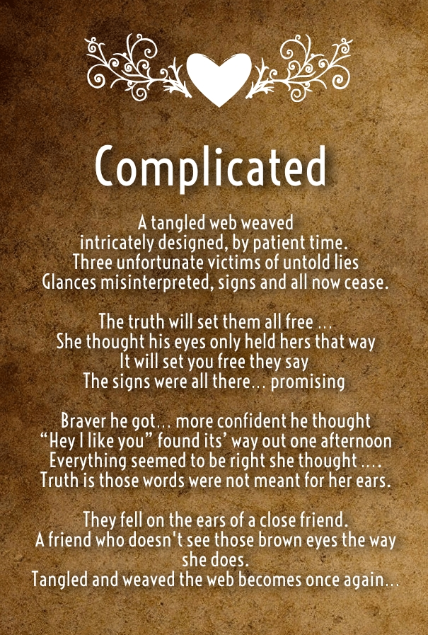 Complicated Love Poems for Complex Relationships - Hug2Love