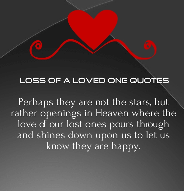 Lost Loved Ones Quotes Sayings : 15 Inspirational Quotes and Poems for Lost Loved Ones - Hug2Love