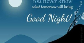 good night quotes with images for her