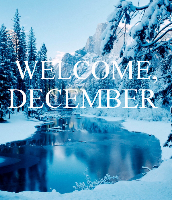 Welcome December Quotes And Images   Hug2Love Pictures