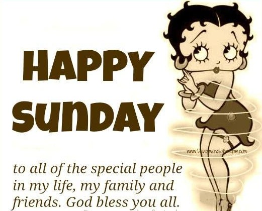 happy sunday meaning