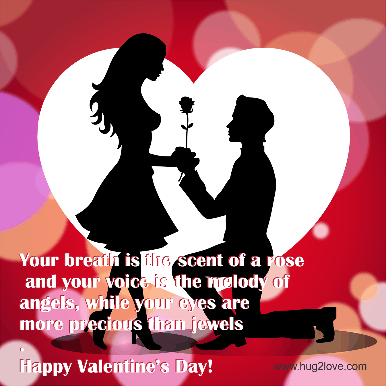 Emotional love quotes quotes for Quotes on valentine day