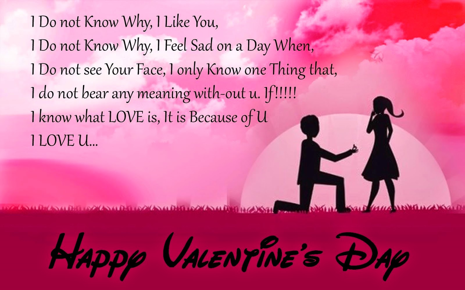 Valentines Day Love Quotes For Her Mesmerizing Cute Valentine Quotes For Her  Top Ten Quotes