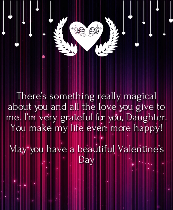 valentines day quotes for my daughter hug2love