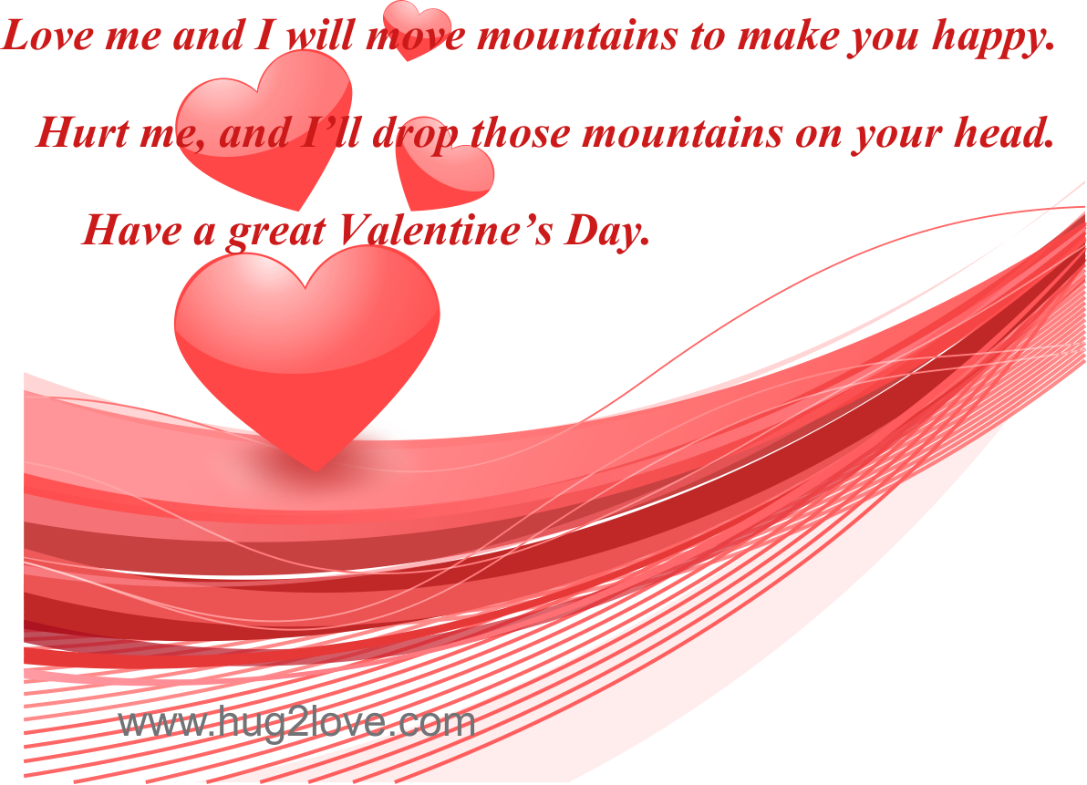 Happy Valentine S Day Quotes For Him With Images Hug2love