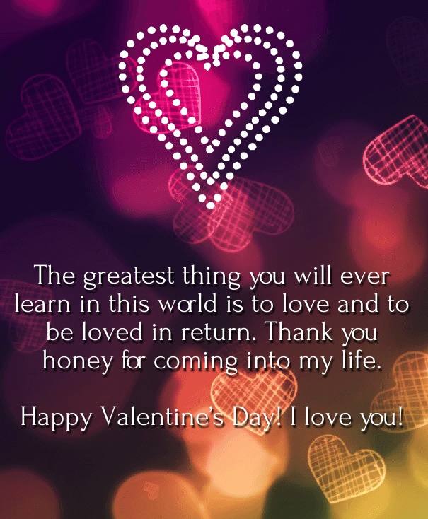 Happy Valentines Day Quotes 2016 Hug2love