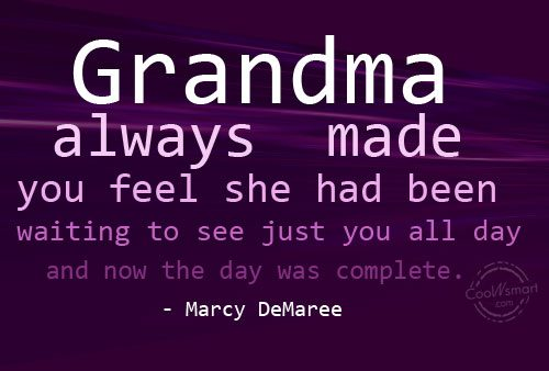 Mothers Day Quotes Grandmother