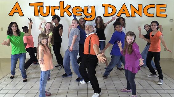 a-turkey-dance
