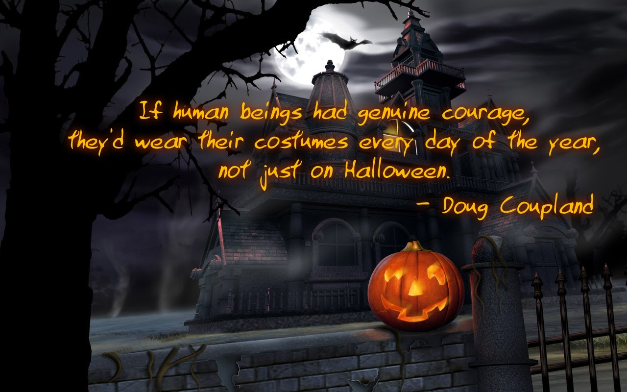 Cute Halloween Quotes and Sayings with images