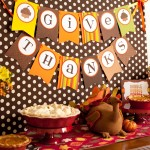 6 Cutest Thanksgiving Table Decoration Ideas