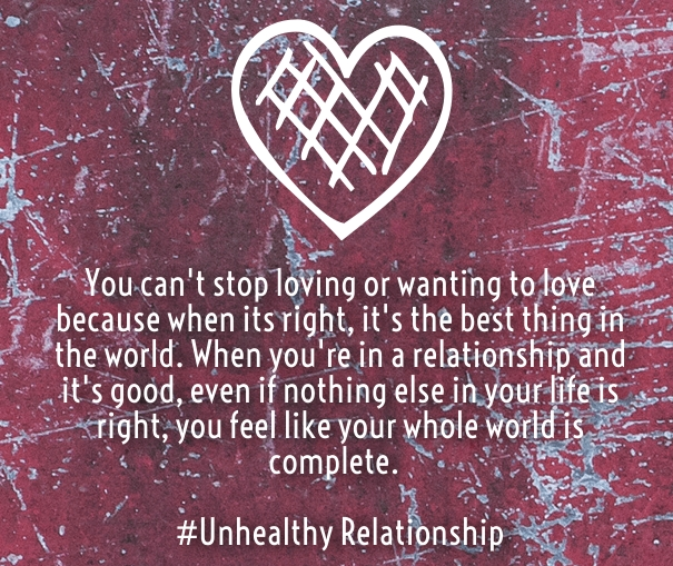 Bad relationship love quotes