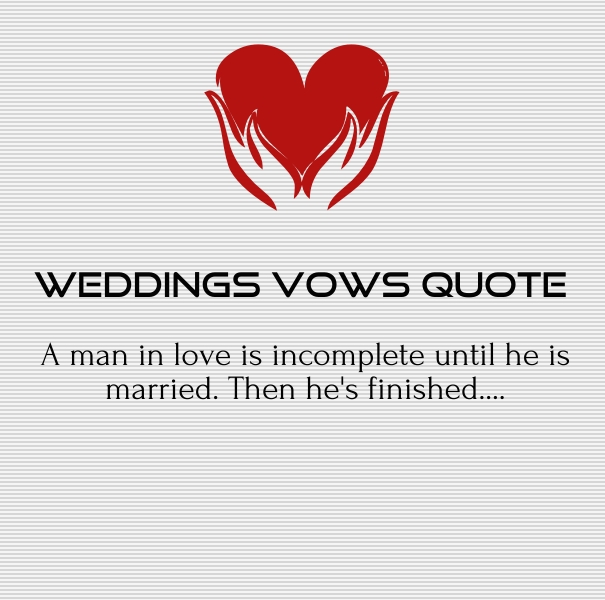 beautiful wedding vows for him