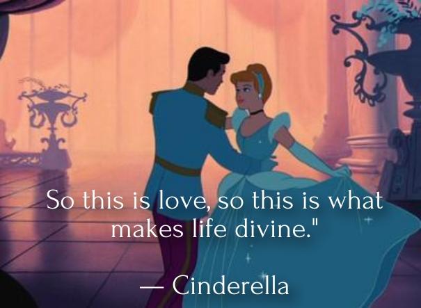 cinderella love quotes