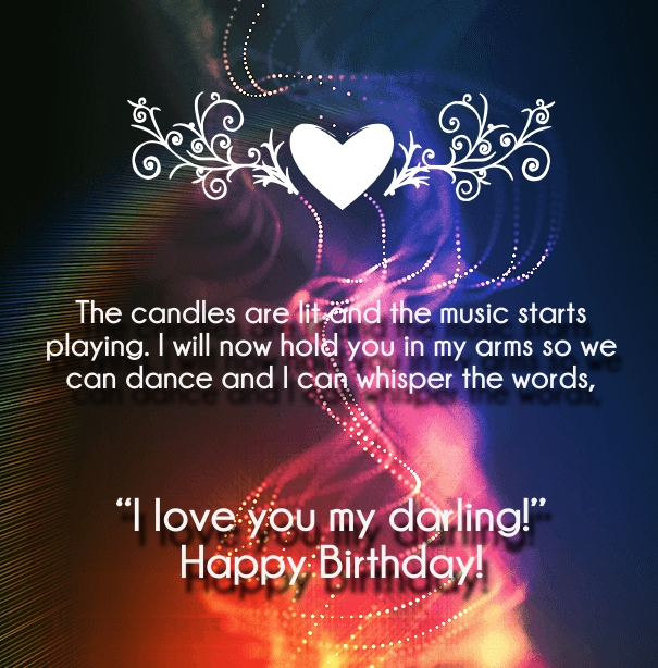 Happy Birthday Poems For Him Cute Poetry For Boyfriend Or: I Love You Happy Birthday Quotes And Wishes