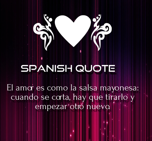 love quotes in spanish for him