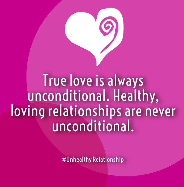 Unhealthy Relationship Poems about love