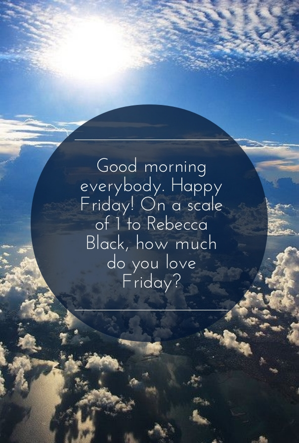 Friday Inspirational Quotes: Happy Friday Love Messages With Images