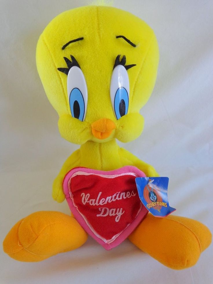 tweety bird valentine day