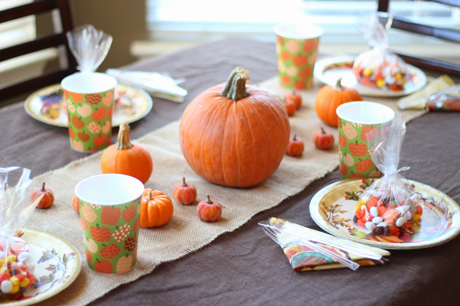 thanksgiving centerpiece ideas for table