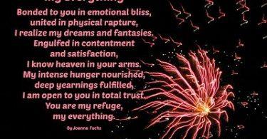 Emotionally Express Love Poems