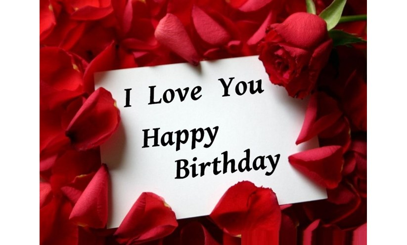 I Love You Birthday Wishes And Quote