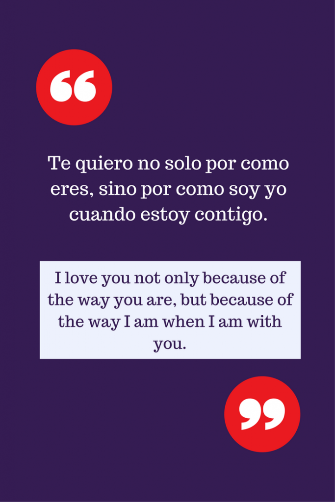 Spanish Love Quotes And Poems With Translations