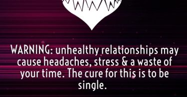 Unhealthy Relationship Love Quotes