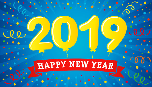 2019 Happy New Year Picture